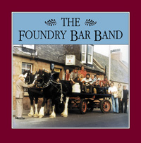 Foundry Bar Band CD