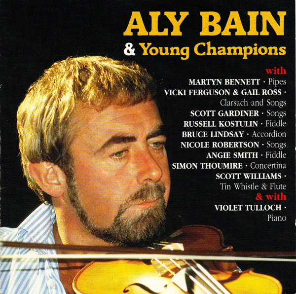 Aly Bain & Young Champions tour of Scotland